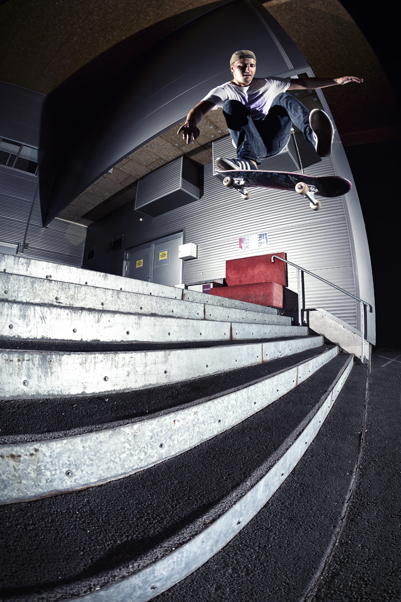 Jan Neurauter - Ollie North