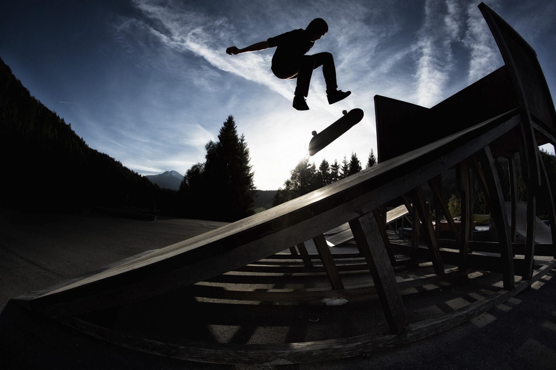 Mathias Obmascher - Kickflip